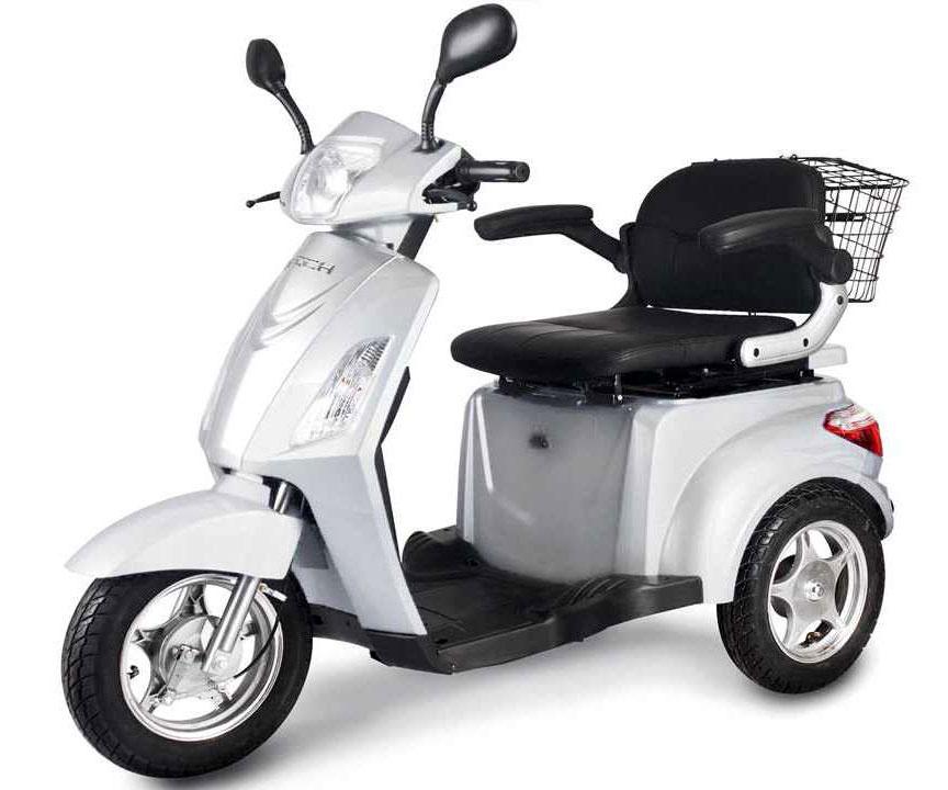 Scooter elettrico 500W